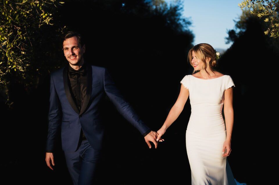Matrimonio ai Castelli Romani - Casale 500 - Riccardo e Marzia