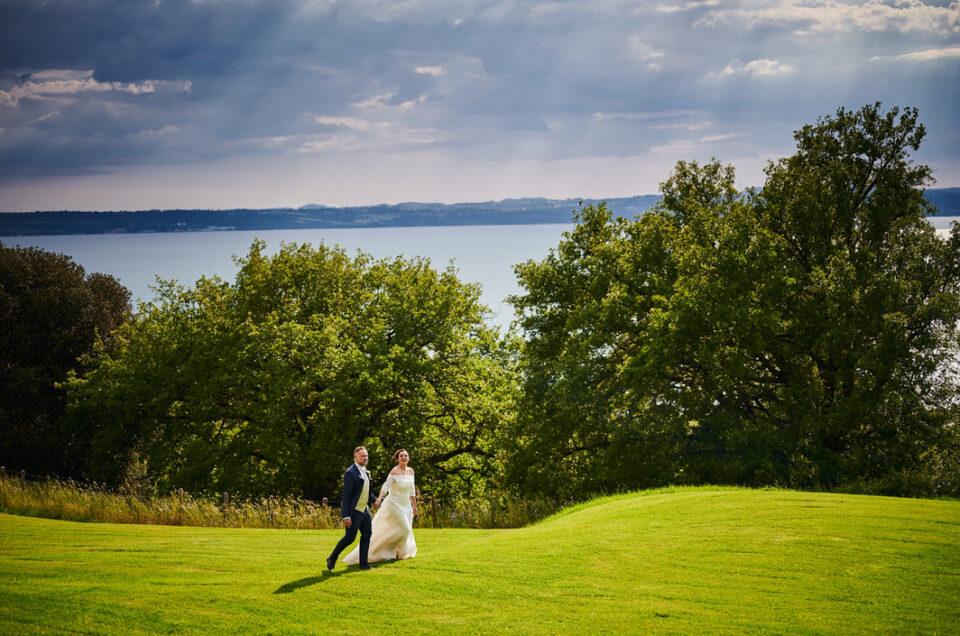 Matrimonio lago di Bracciano Casale di Polline Maurizio ed Eleonora